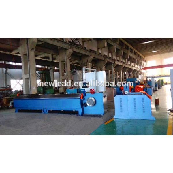 Aluminum alloy welding wire manufacturing whole line solution