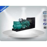 3 Phase 320KW / 400KVA Silent Diesel Generator Durable With Electronic Speed Govering