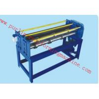 0-30m/min Speed Simple Metal Slitting Machine With 30KW Power & Electric Control System Manufactures