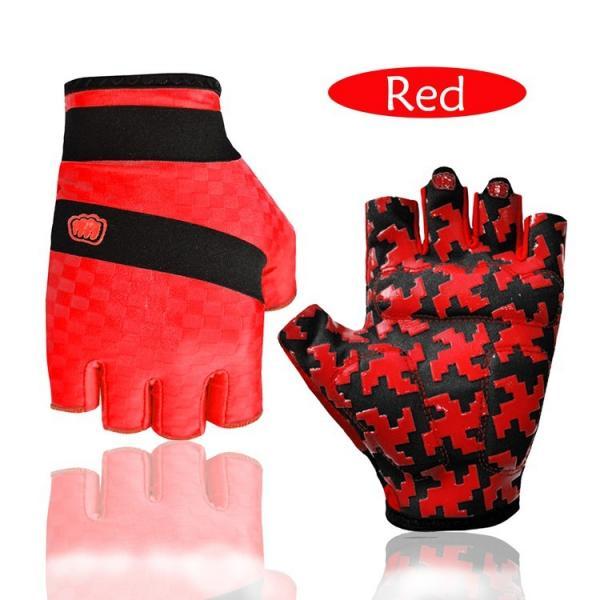 Quality MoreOK gloves fitness short finger best china gloves for men summer gloves  fitness for sale