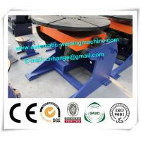 Standard Automation Weld Positioner , Welding Column And Boom Rotator Roller Manufactures