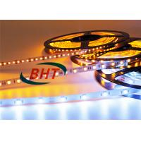 China RGB 2812B Wireless Remote Controlled Led Light Strips Completely Smooth CE/RoHs on sale