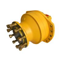 China Steel Material Hydraulic Piston Motor Low Speed High Torque Wheel / Shaft on sale