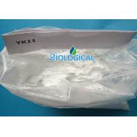 Muscle Growth SARMS Anabolic Steroids Yk11 White Crystalline Powder Manufactures