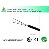 OEM figure 8 optical drop indoor cable GJXH Manufactures