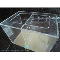 Antique acrylic wall fish tank Manufactures