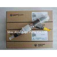 5264272 Common rail fuel injector 0445120297 for Foton ISF3.8 Manufactures