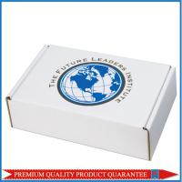 high quality corrugated shipping box with custom color artwork LOGO CMYK print Manufactures