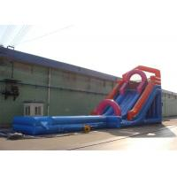 Durable Commercial Inflatable Slide , Outdoor Inflatable Adult Slide With Professional Design Manufactures