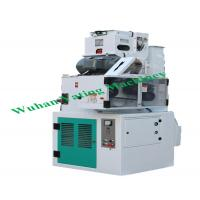 High Efficiency Rice Hulling Machine Gearless Rubber Roller Rice Huller Manufactures