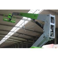 Telescopic Mobile Boom Lift  27m Working Height 14.5T Aerial Work Platform Manufactures