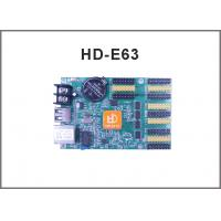 HD-E63(HD-E41) Ethernet display controller network +USB communication control system for LED display signs Manufactures