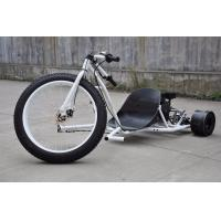 cooling 6.5HP drift trike for sale gas powered drift trike  for racing 3 wheel Manufactures