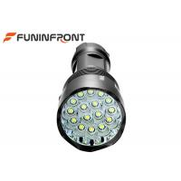 16000 Lumens Powerful 16T6 XML LEDs CREE LED Torch Manufactures