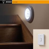 Energy Saving Bedroom Battery Powered Remote Control LED Lights With Light Sensor Manufactures