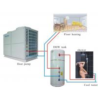 19 KW Water source heat pump , domestic water , heating cooling