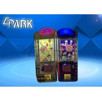 Promotion Crane Claw Machine Malaysia / Arcade Toy Grabber Machine Manufactures