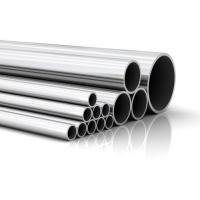 40 feet length 316Ti mirror polish Cold Seamless Welded Stainless Steel Square Pipes for The exhaust purification device Manufactures