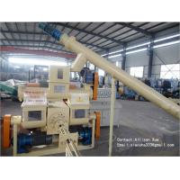 Buy cheap 1200kg per hour low maintenence rate wood processing machine wood sawdust from wholesalers