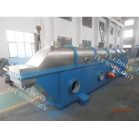 ZLG Continuous Animal Feed Fluidized Bed Dryer Low Temperature Working Manufactures