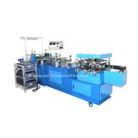 High Quality Full Automatic Non-woven Strip Cap Making Machine Manufactures