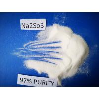 97% Purity SSA Sodium Sulfite powder Food Grade Vegetable Preservative HS Code 28321000 Manufactures