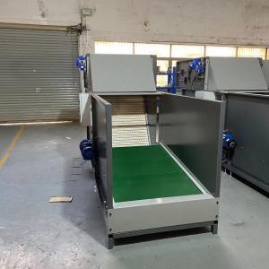 50HZ 380V Fiber Opening Machine Fiber Bale Opener Auto Feeding Manufactures