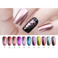 Buy cheap Free Samples Healthy Design Exquizite Nature Mirror surface 12ML 15ML UV Metallic Gel Polish from wholesalers