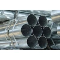 ASTM A53 Standard Round Carbon Steel Pipe Customized Length Anti - Rust Oil Manufactures