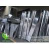 Buy cheap Folded Aluminum Panel Professional Powder Coated Aluminium Cladding Panels Metal from wholesalers