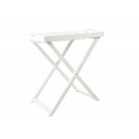 66cm High MDF Foldable Tray Table For Breakfast Manufactures