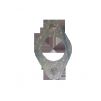 China R175A Single Cylinder Diesel Engine Paper Inlet Pipe Gasket on sale