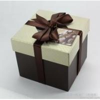 Quality Good-looking Rigid Handwork Paper Gift Box for sale