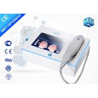Ultrasound Wrinkle Removal HIFU Equipment Non - Surgical For Home Use Manufactures