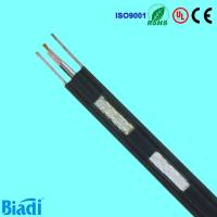 Flat elevator cable super-soft PVC and anti-interference performance Manufactures