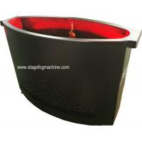 High Brightness 1.5M RGB 3 IN 1 LED Flame Light / Fake Fire Light 24* 3W Manufactures