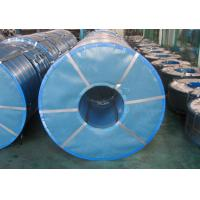 750mm - 1250mm Zinc coated spangle Hot Dipped Galvanized Steel Coils / coil (carbon steel) Manufactures