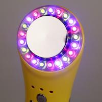 Quality Ultrasonic IPL LED Light Skin Massager With 15 Types Photons for sale