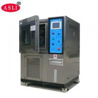 High low Temperature Humidity Chamber 3.0°C/min Temp rising rate Manufactures