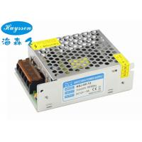 60W 12V AC/DC Power Supply Energy Saving For LED Lighting Manufactures