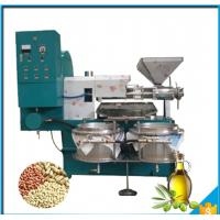 Stainless Steel Edible Oil Production Line Automatic Olive Oil Press Machine Manufactures