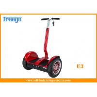 China Security 2 Wheel Self Balancing Electric Vehicle Stand Up Scooter For Kids on sale