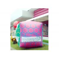 Colorful 3D Cube Balloon Bussiness Event Custom Printed Balloons Manufactures