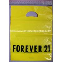 Simple printing/Eco-friendly cutting handle for purchasing plastic bags Manufactures