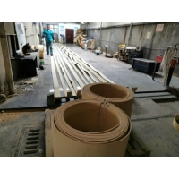 Asbestos Free Industrial Brake Lining Roll Brass Wire Reinforced Roll Brake Lining Manufactures