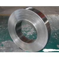 High quality 7mm - 350mm Width 201 / 202 / 304 Cold Rolled Stainless Steel Strip in Coil Manufactures