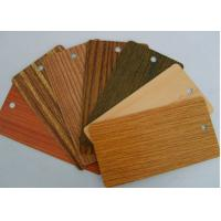 Heat Transfer Wood Grain Powder Coating , SGS Sublimation Coating For Metal Manufactures