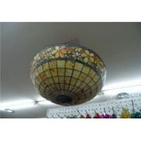 Buy cheap Natural agate pendant lamp craft from wholesalers