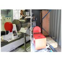 Stainless  Steel 304 Wedge Wire Screen Machine With High Precision 0.05mm Manufactures