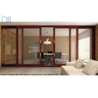 Quality Size Customized Aluminium Sliding Doors And Windows Waterproof / Soundproof for sale